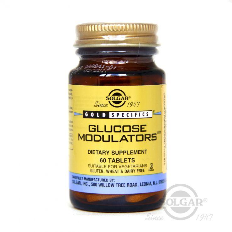 Модуляторы Глюкозы