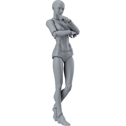 Figma archetype next: she - gray color ver.