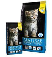 Farmina Matisse Kitten 1-12 Months Корм для котят, беременных и кормящих кошек (400 г)