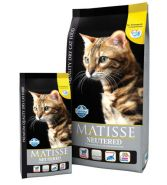 Farmina Matisse Neutered Корм для стерилизованных кошек и кастрированных котов (1,5 кг)