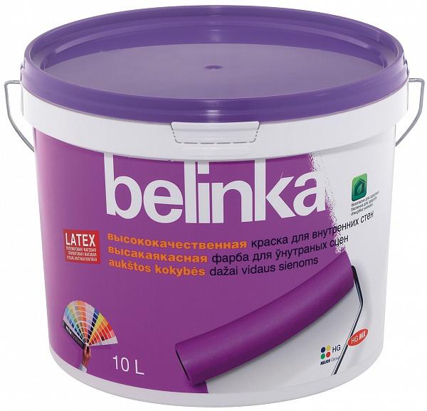 Краска  BELINKA LATEX