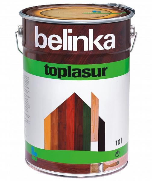 Лазурь для защиты древесины  BELINKA TOPLASUR