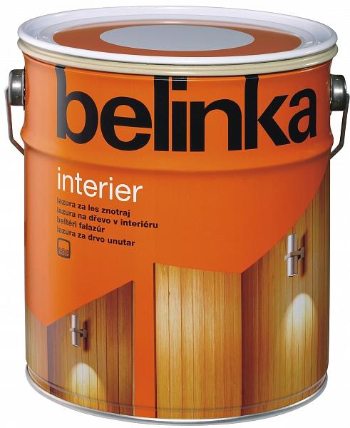 Лазурь для защиты древесины  BELINKA INTERIER