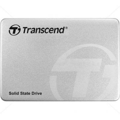 "256GB SSD-Накопитель Transcend 370 SATA-III 2.5""  Aluminum case"