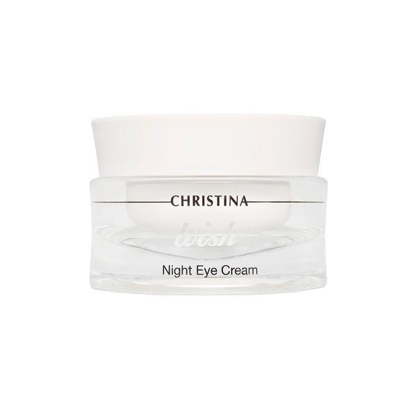 Ночной крем для кожи вокруг глаз Wish Christina (Виш Кристина) 30 мл