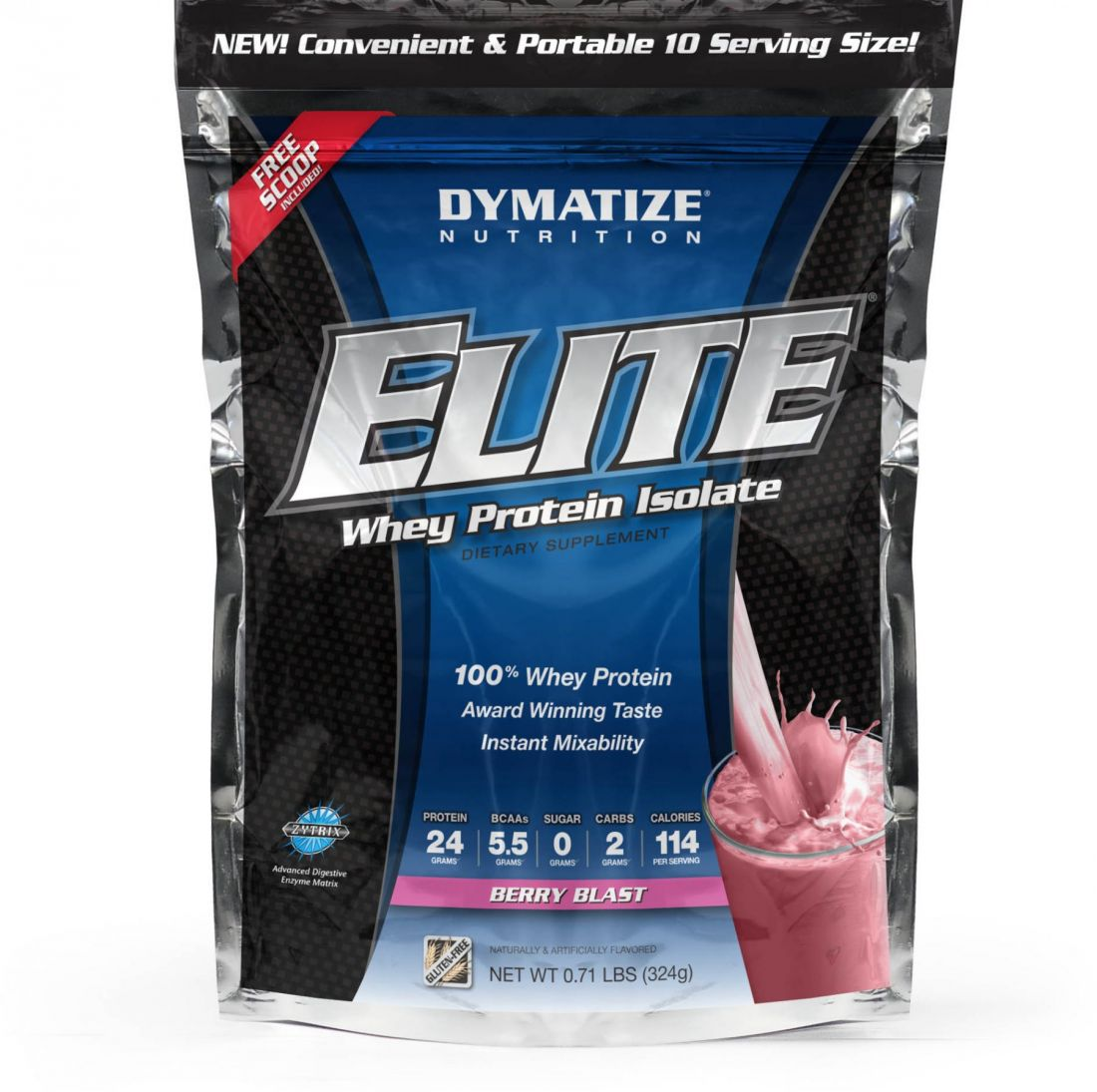 Elite Whey Protein Isolate (324 гр.)