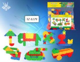 """Конструктор пластиковый """"Multiform"""", 100 деталей (арт. М1108436) TZ8279"""