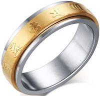 Вращающееся кольцо Знаки Зодиака