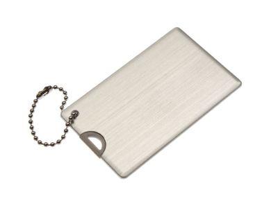 4GB USB-флэш накопитель UsbSouvenir U504MAC Metal Aluminum Card