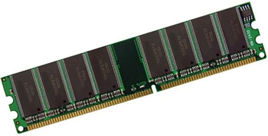 256MB модуль памяти DIMM DDR266 (32Mx64 DIMM /32Mx8/CL2.5) (Z9)