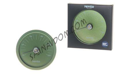 Термометр алюминиевый Rento хвоя