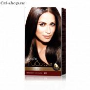 Стойкая краска для волос «Цвет-Эксперт».  Коричневый. 5.0