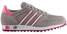 Женские кроссовки adidas LA Trainer Women серые