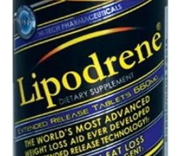 Hi-Tech Pharmaceuticals - Lipodrene (1 таб)