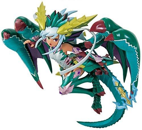 Фигурка Puzzle & Dragons: Eternal Jade Dragon Caller Prize