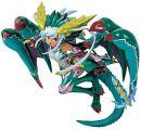 Фигурка Puzzle & Dragons: Eternal Jade Dragon Caller Prize