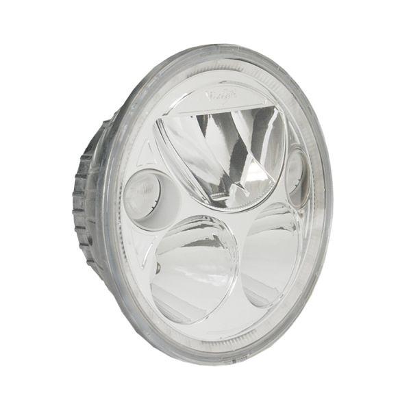 Светодиодная фара головного света Prolight Vortex XMC-575RD полированный хром