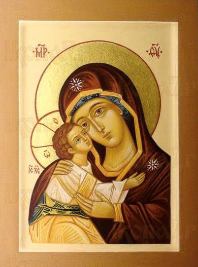 Игоревская икона БМ (рукописная на заказ)