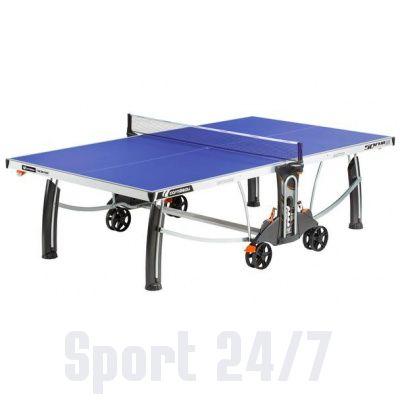 Теннисный стол складной Cornilleau  500m Crossover Outdoor  blue 155605