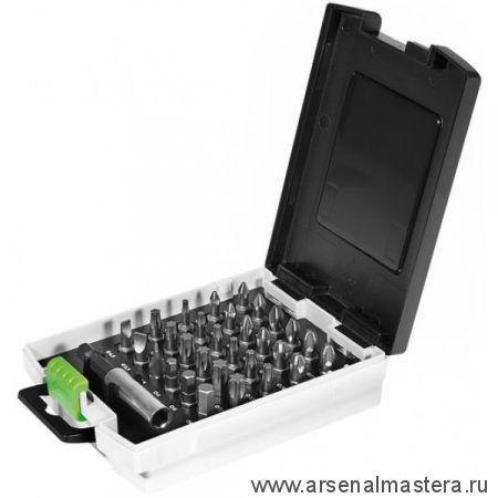 Комплект Бит FESTOOL универсальный в кассете из 30 шт с битодержателем BIT/BH-SORT/31x 769138