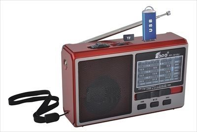 Радиоприёмник Fepe FP-1510U (USB)