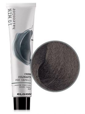 Elgon 10 MIN Перманентная крем-краска №3 темно-коричневый Castano Scuro