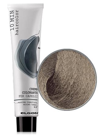 Elgon 10 MIN Перманентная крем-краска №5 Costano Chiaro светло-коричневый