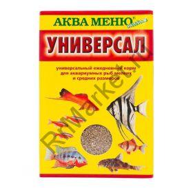 """Аква-Меню """"Универсал"""" корм для рыб"""
