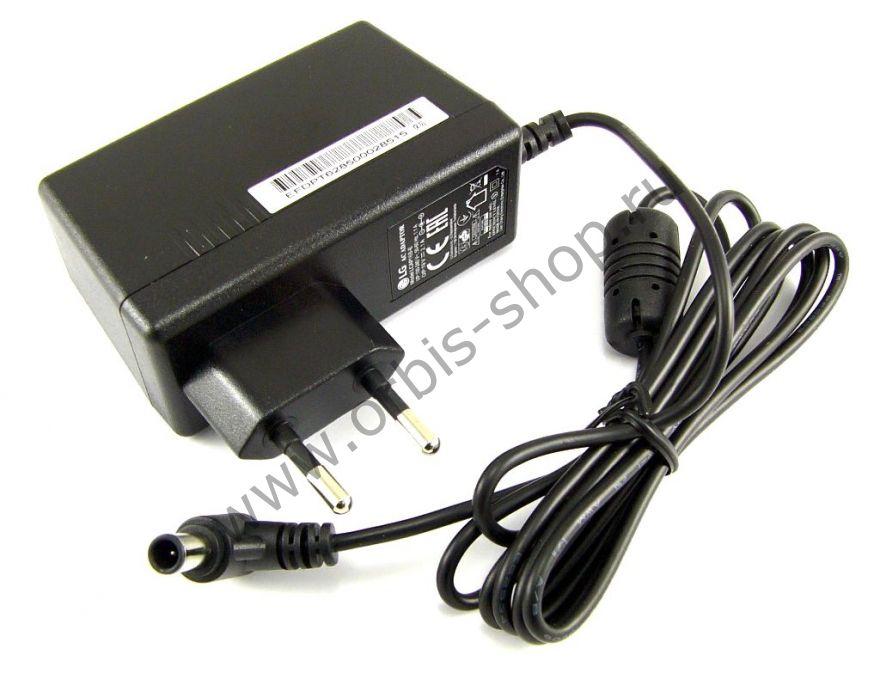 Сетевой адаптер для телевизоров и мониторов LG, 19V, 2.1A