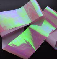 Фольга «Битое стекло» для дизайна ногтей №7