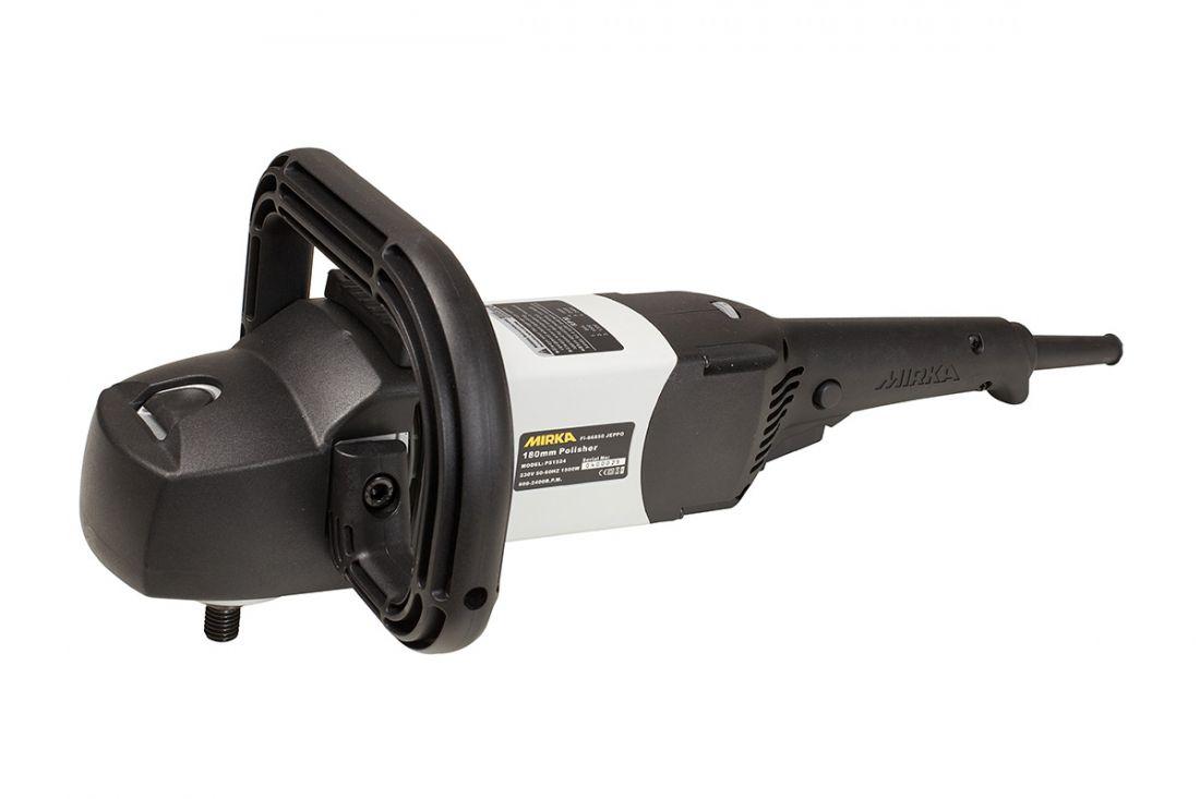 MIRKA PS1524. Полировальная электрическая машинка  180мм, 2400 об/мин, в кейсе