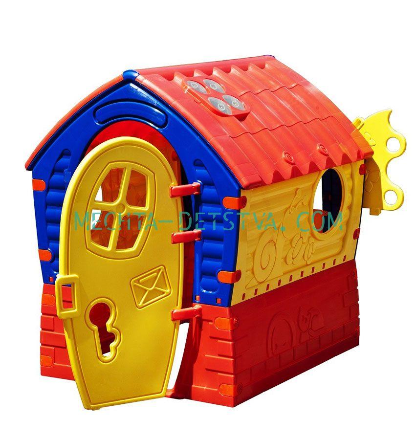 Детский игровой домик Лилипут 680
