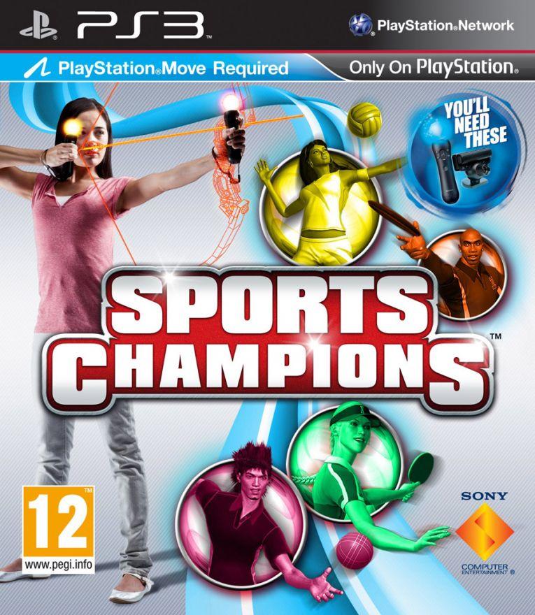 Игра Праздник спорта Sport Champions (PS3)
