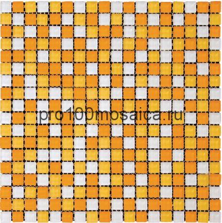 KM-008 Мозаика Стекло 15*15 KIMBERLY (KM) 298*298*4 мм (NATURAL)