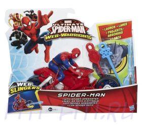 Marvel SPIDER-MAN Боевые машины Человека-Паука