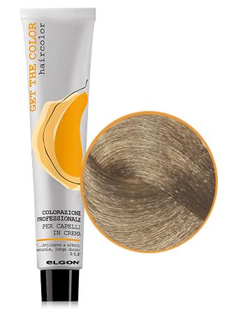 Elgon GET THE COLOR Крем-краска 10.0 платиновый блонд натуральный интенсивный