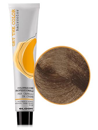 Elgon GET THE COLOR Крем-краска 7.3 MIX блонд золотистый