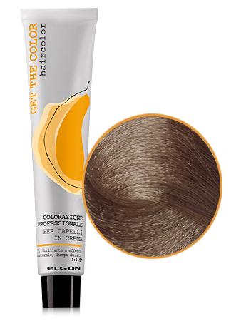 Elgon GET THE COLOR Крем-краска 8.8 светлый блонд коричневый