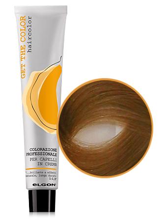 Elgon GET THE COLOR Крем-краска 9.0 очень светлый блонд натуральный интенсивный