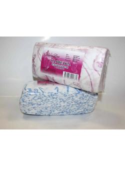 Салфетки одноразовые Размер - 20/20, Плотность - 50; --- 100 штук  розовый/голубой