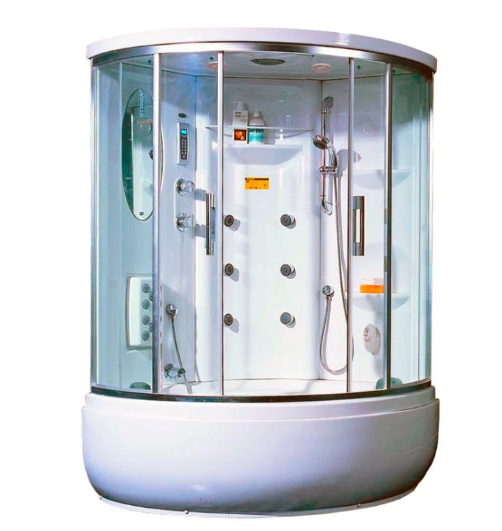 Гидромассажная кабина   APPOLLO TS-1235W,   G
