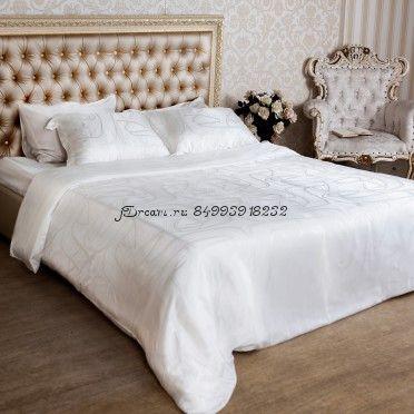 Шелковое постельное белье Свадебная Лента