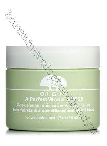A Perfect World™ SPF 25  Age-defense moisturizer with White Tea