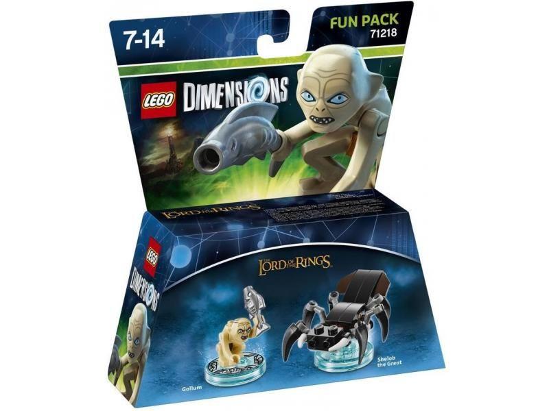 Lego Dimensions 71218 Gollum (Голлум)