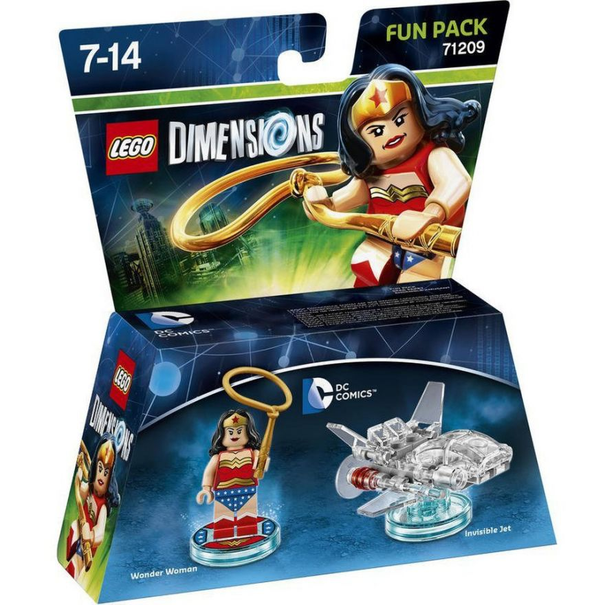 Lego Dimensions 71209 Wonder Woman