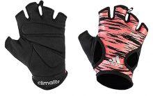 Женские перчатки adidas Women's Gloves graphic чёрные