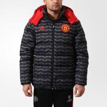 Куртка adidas Manchester United Football Club Jacket серая