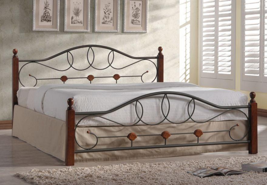 Двуспальная кровать АТ-822 Малайзия | TC