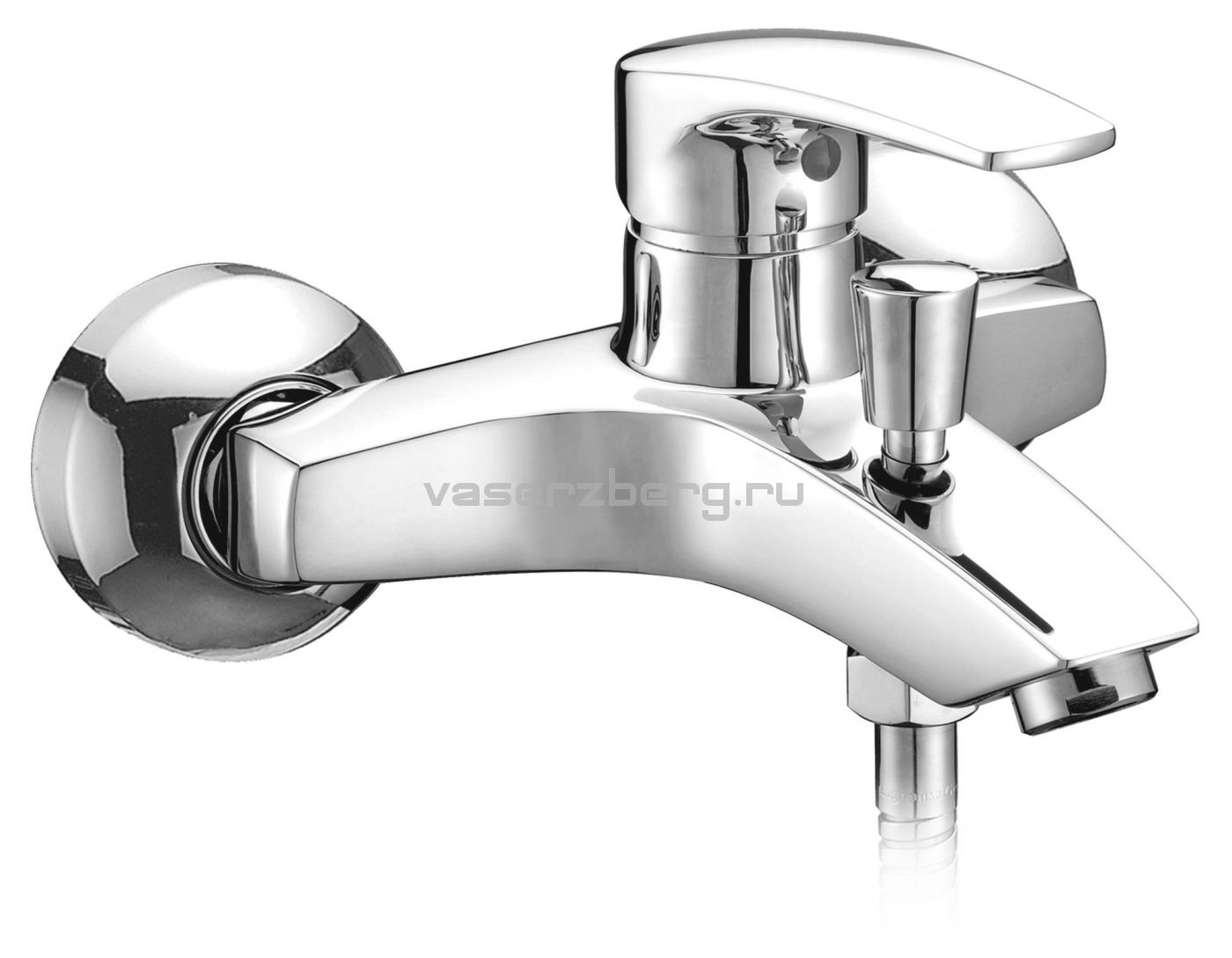 Elghansa Monica 2322319 (хром) Смеситель для ванны
