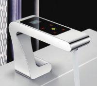 Gappo G516 Сенсорный смеситель для раковины (хром)